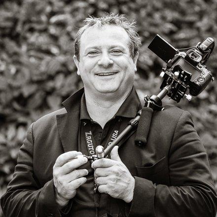Mark Shipperley portrait wedding videographer