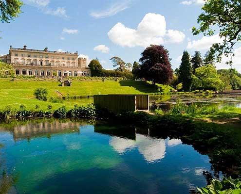 Cowley Manor wedding venue