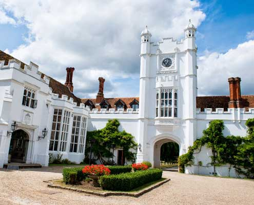 Danesfield House wedding venue Marlow