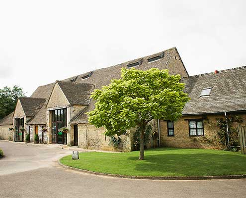 Great Barn wedding venue Oxfordshire