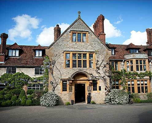 Le Manoir wedding venue