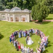 Hearts Barton Hall wedding video