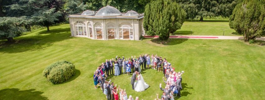 Hearts Barton Hall wedding video