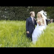 Fields of grass a wedding video Iscoyd Park
