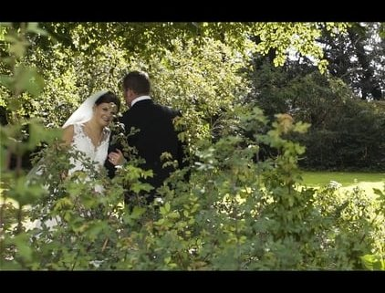 Sudbury House wedding film