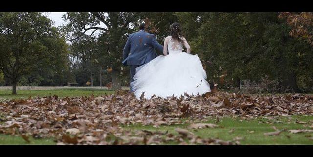 Milton Hill House wedding video