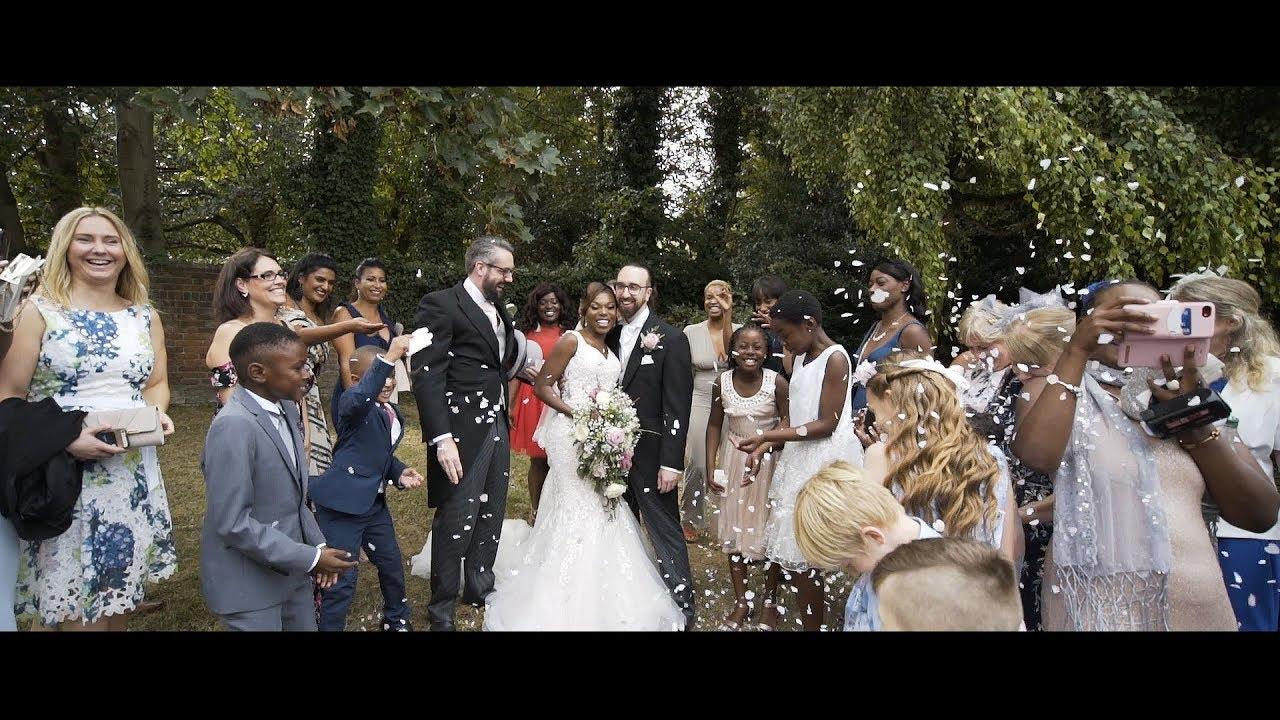 Audleys wood wedding videos uk