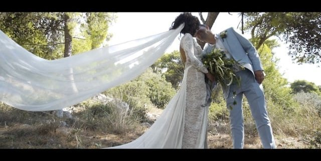 Luxury wedding videography
