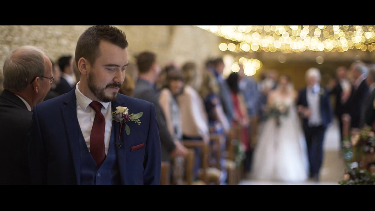Caswell house wedding videography Buckinghamshire