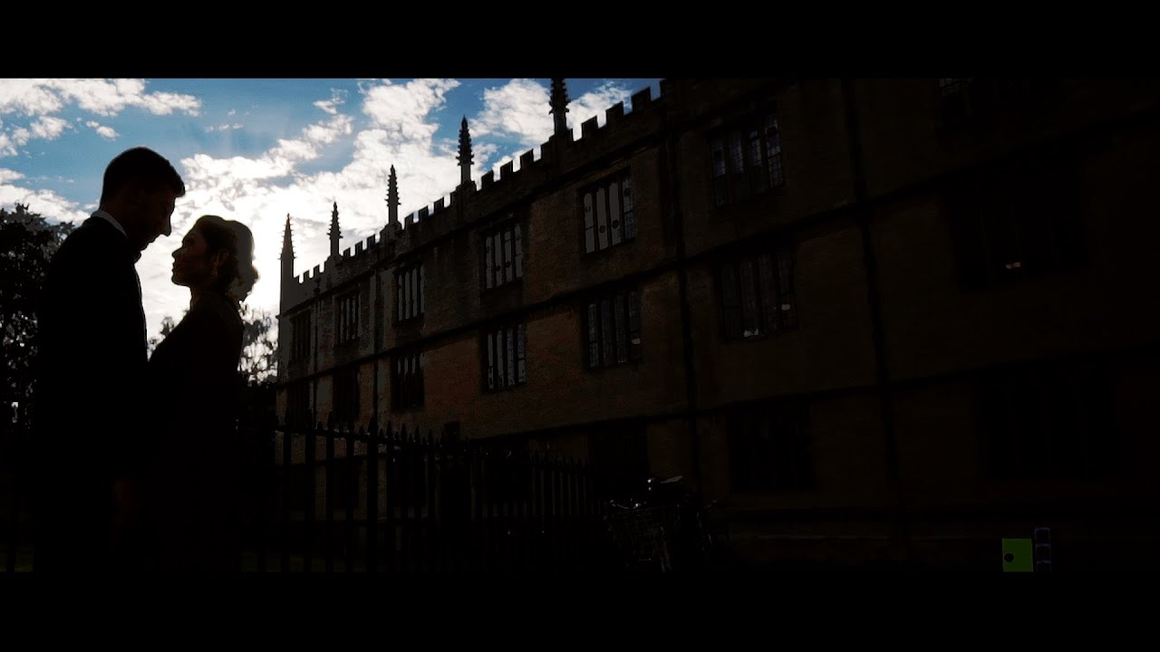 Oxfordshire Luxury wedding videography