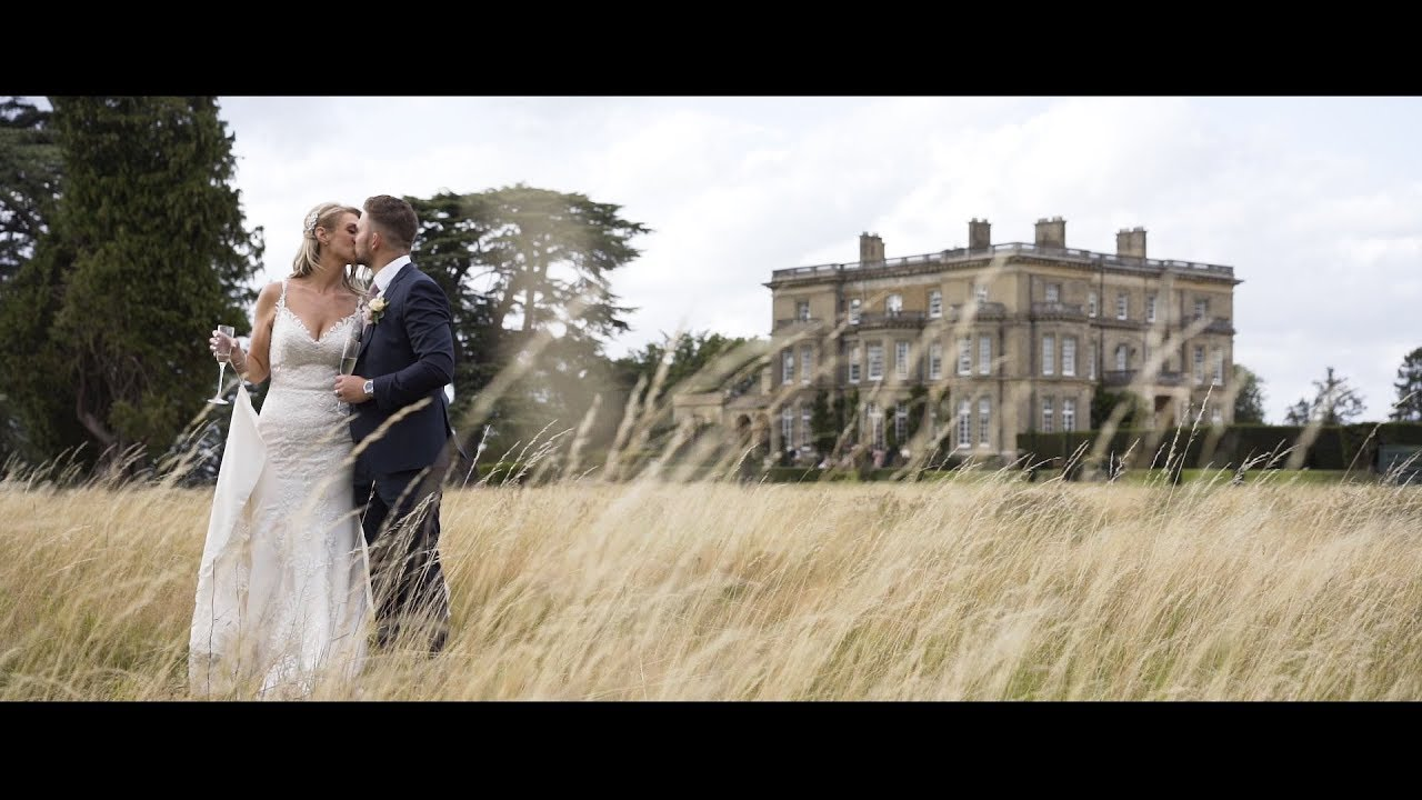 Hedsor House Buckinghamshire wedding video