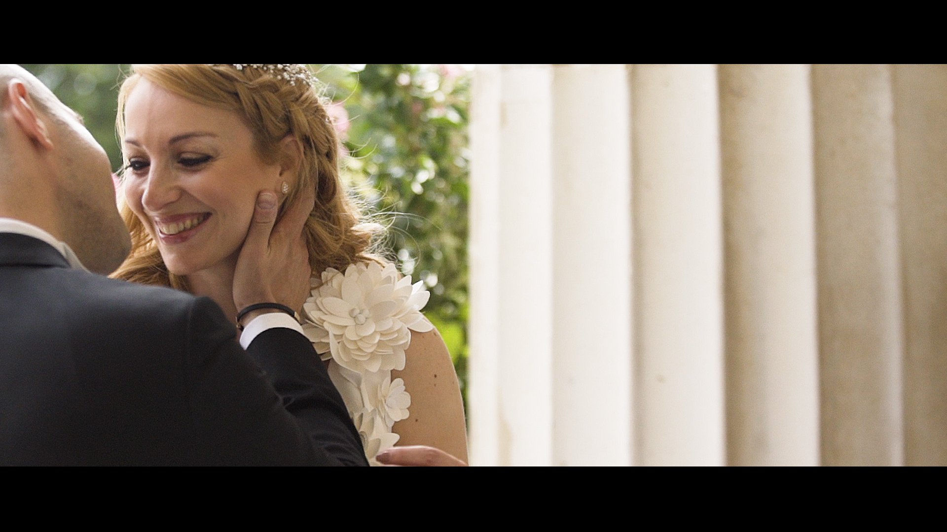 stoke park wedding video