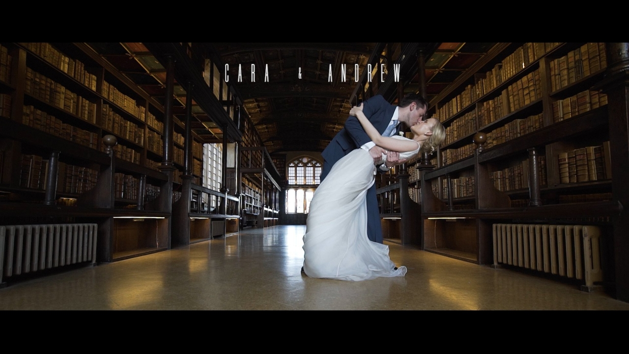 Oxford wedding video