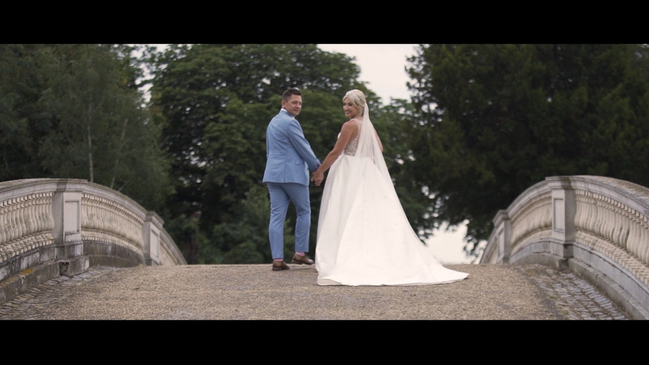 wedding films by the best wedding videographer in London