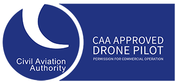 CAA approved drone wedding videography pilot