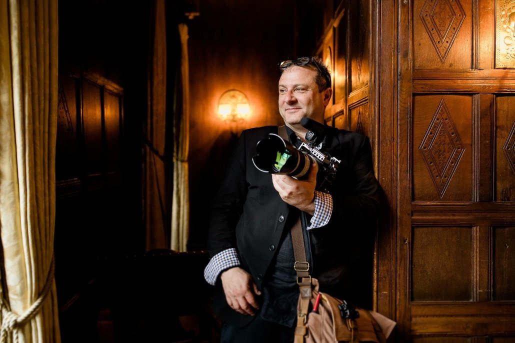 Mark Shipperley Oxford videographer