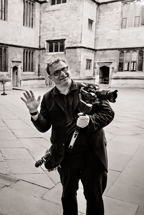 Mark Shipperley Oxford videographer