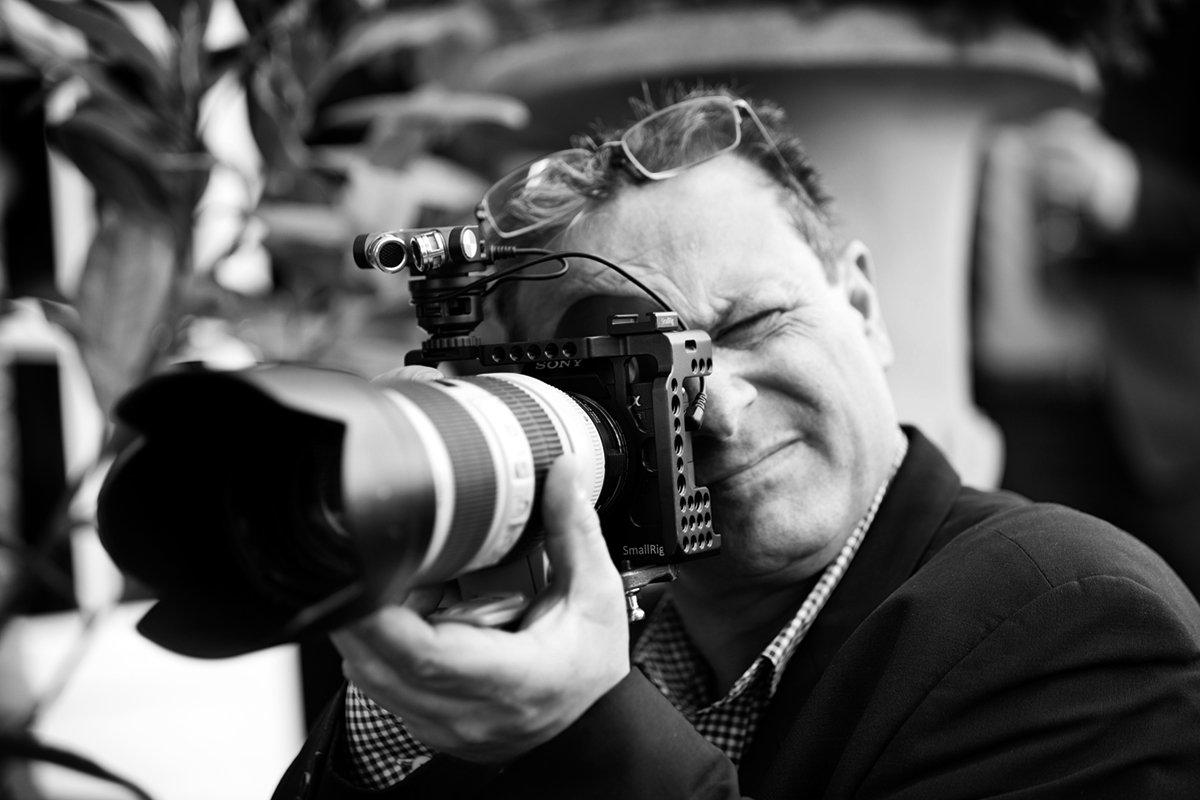 mark shipperley videographer
