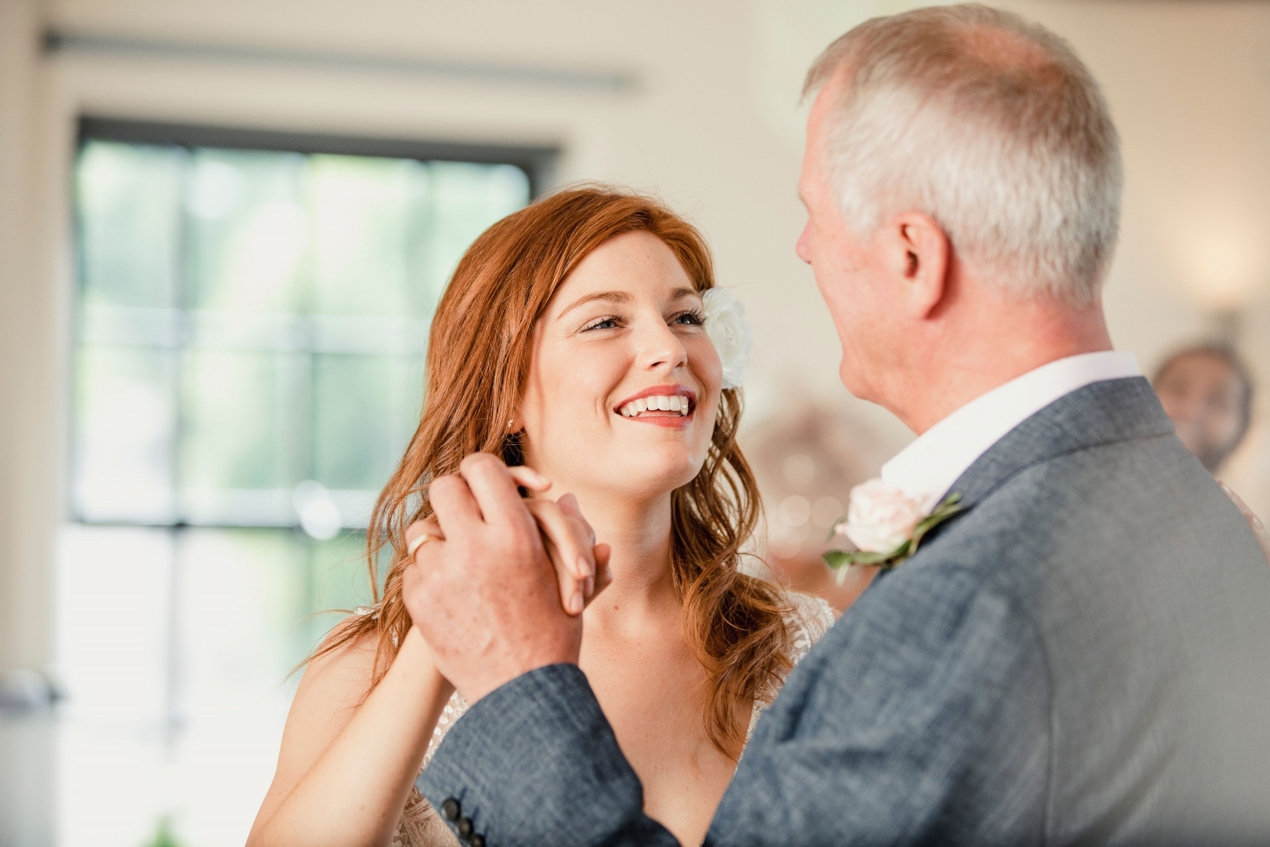 Father of the Bride first dance
