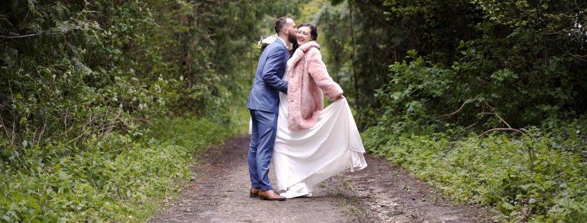 Katherine Richard woodland kiss